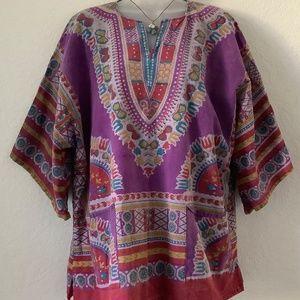 Gypsy Rose Tunic